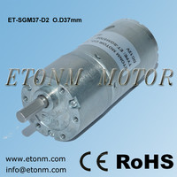 Micro Metal Gearmotor 50:1 120rpm at 12v dc gear motor encoder, hall sensor encoder