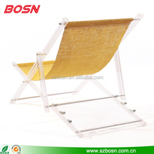 Acrylic Leisure Chair Folable