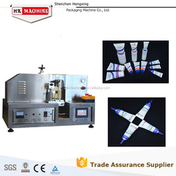 Ultrasonic Cosmetic Tube Sealing Machine for Small Batch Production