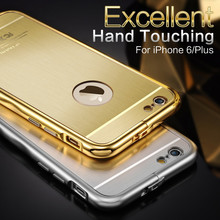 Luxury Aluminium Case For iPhone 6,Custom Metal Bumper For iPhone6