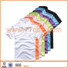 Hot selling cheap bulk blank polo shirts