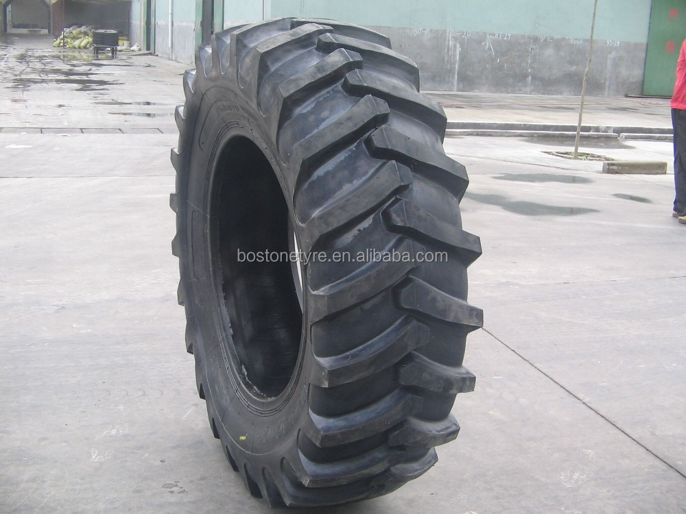 Backhoe Tire Brands : Quality brand wholesale bias agricultural tractor tires