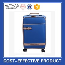 2015 Hot Sale travel rolling duffel nylon trolley bag waterproof luggage bag