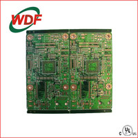 single sided pcb board FR4 pcb manufacturer