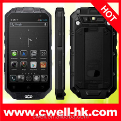 Black Wireless Charging IP68 grade waterproof and anti-shock CONQUEST KNIGHT XV Plus Mobile phone