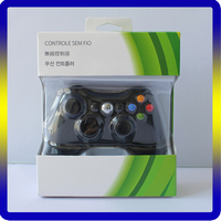 Wireless Gamepad Controller for Microsoft Xbox 360 Game Console