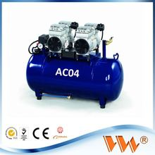 dental clinic use air compressor oil free with factory price AC04