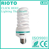 CE RoHS Quality 15 Years Factory Supplied Full Spiral 65W CFL Bulbs