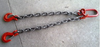 Grade 80 High Strength Galvanized Alloy Chain Sling Assembly