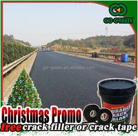 Christmas Go Green Micro-Paving Cold Mix Asphalt/asphalt ultra thin overlay
