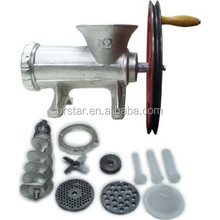 cast iron meat mincer attachments / kinds of meat grinder spare parts