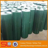 export aluminium grill mesh bird cage welded mesh pvc coated
