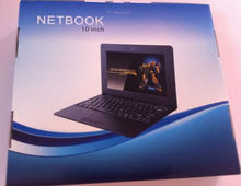 Brand new 10 inch laptops netbooks android 4.0 VIA 8850 1.2Ghz 512M 4GB HDMI Camera WIFI