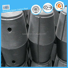 Alta resistencia a la oxidación regular de electrodos de grafito para fundición carburo de calcio