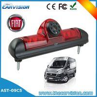 170 deg SONY CCD 580TVL 3rd stop lights reversing camera for Fiat Ducato Van
