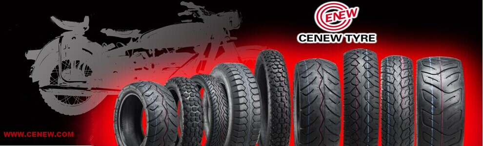 CENEW Motorcycle Tyre and Tube 250-17