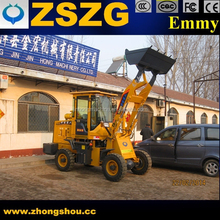 road construction equipment with price industry loader for sale