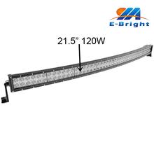 CE ROHS 21.5 inch 120w long life led car light bar for car