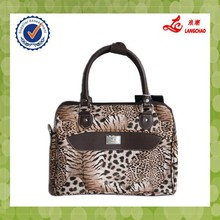 2015 Hot New Products Fashion Leopard Alibaba Wholesale China Ladies Handbags & Women Bags