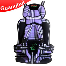 Hot Sale ,Good Quality Five Point Protective Cushion Car Seat For Baby Age 9Month To 5 Years Old Car Children's Chair