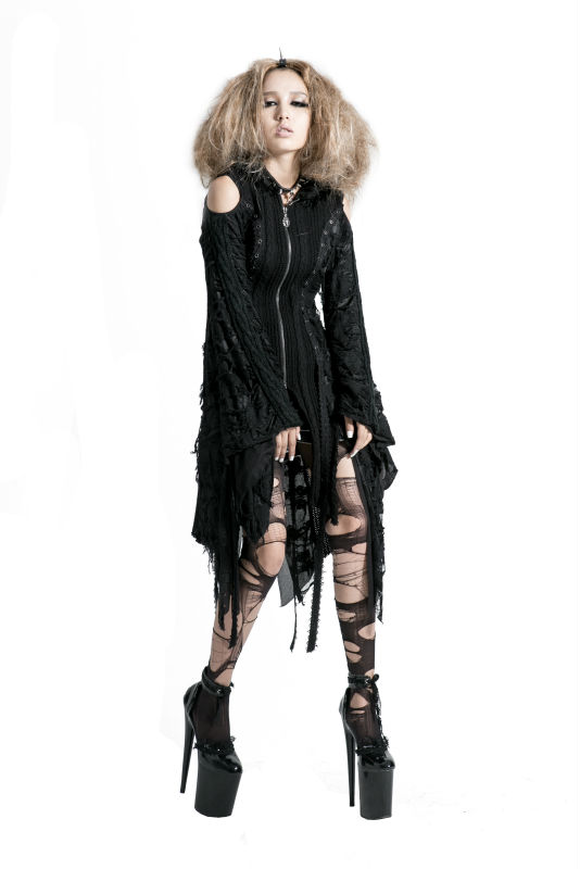 China Supplier Unique Design Decadent Gothic Rock Clothes M 025 View Rock Clothes Punk Rave