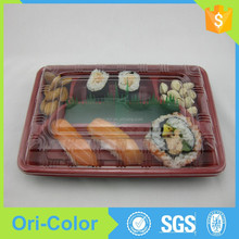 Good Quality Disposable Plastic Compartment Food Tray