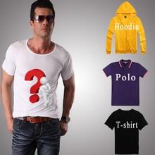 Tempy OEM promotional cheap election european sizes custom t-shirt men's