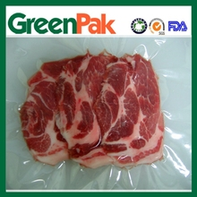 PA/PE 3 side sealed vacuum bags for beef