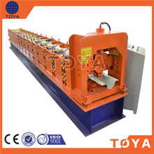 High Cost-performance Stainless Steel Ridge Cap Roll Forming Machine