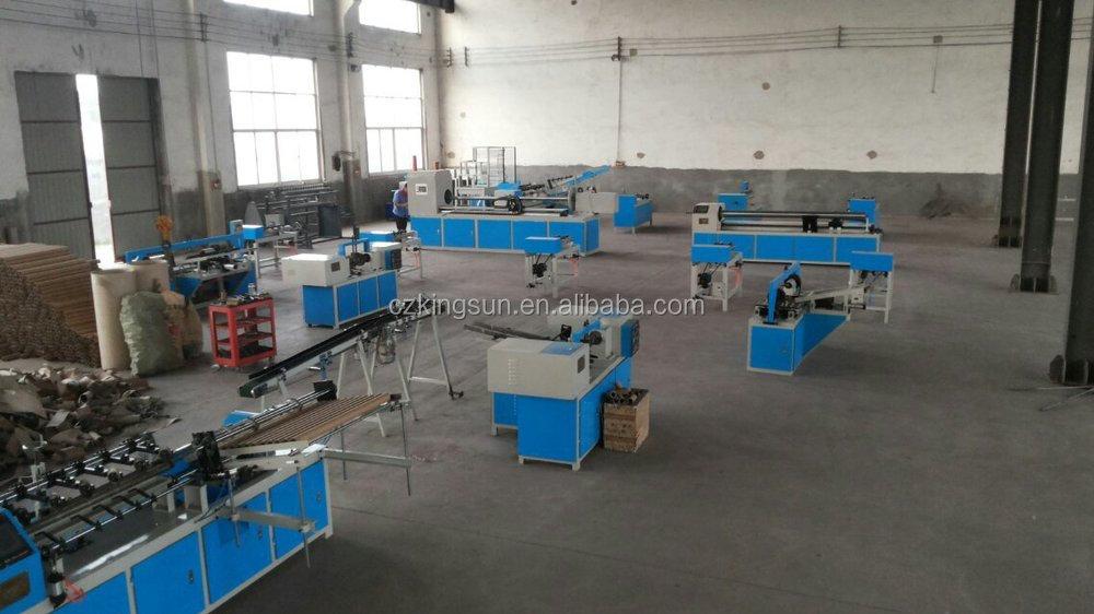 New equipment JG-800A Type tube cutting machine for making paper tube