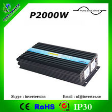 CE&SGS&RoHS Approved competitive solar prices 2000watt/2kw solar power inverter off gridn and one year warranty