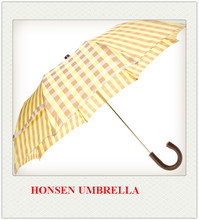 3 fold auto open & close umbrella