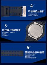 Factory Direct Sale chrono wholesale accept paypal watches large face plastic analogue watch SY-35156