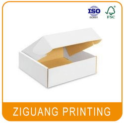 custom cardboard shipping box