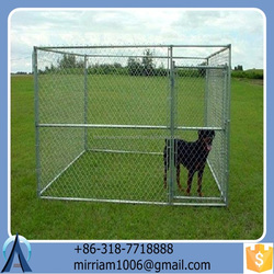 2016 hot sale unique dog kennel/pet house/dog cage/run/carrier