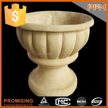 The stone material office supply classical antiques chinese urn