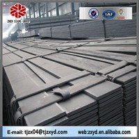 Q235 SS400 A36 flat bar steel price per ton from alibaba best sellers