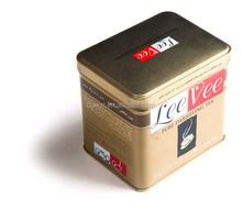 Decorative chinese cheap tea tins
