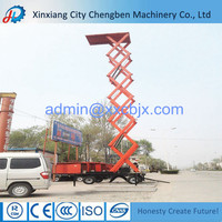 Supply High Quality Aerial Platforms With Low Investment