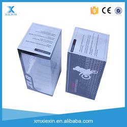2015 New Design Plastic Underwear Storage Packaging Box Design