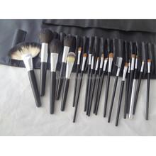 superior yellow weasel hair 20pcs makeup tool kit, cosmetic brush set professional