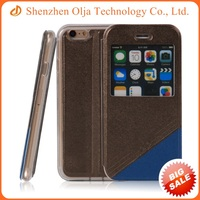 Top sale mobile phone leather case for iPhone 5