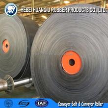 Mining 15Mpa Polyester Nylon Fabric Cold Resistant Conveyor Belt