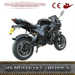 1500W 60V Adult Electric Motorcycle