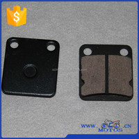 SCL-2012040261 Universal Brake Pad for ATV Motorcycle parts for sale