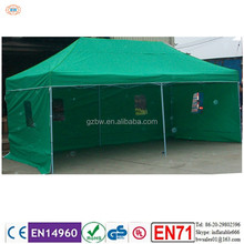 BW hot sale green color aluminium folding car cover tent price