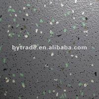 PVC flooring roll with quartz indoor usage vinyl pvc flooring type used in train and bus