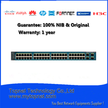 CISCO CATALYST 3560V2-24PS - SWITCH - 24 PORTS - MANAGED - RACK-MOUNTABLE WS-C3560V2-24PS-S