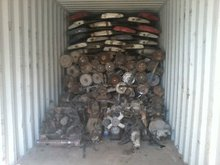 Supply used spare parts cars trucks