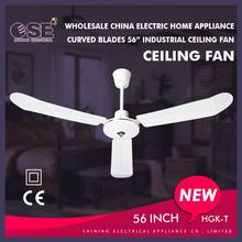 industri larg ceil fan ceiling fan regulator electric motor cooling fan HGK-T